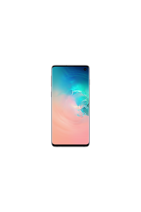 Celular Samsung Galaxy S10 6GB 128GB 6.1Inc Din-AMOLED 12-12-16MP Android 9.0 Pie White