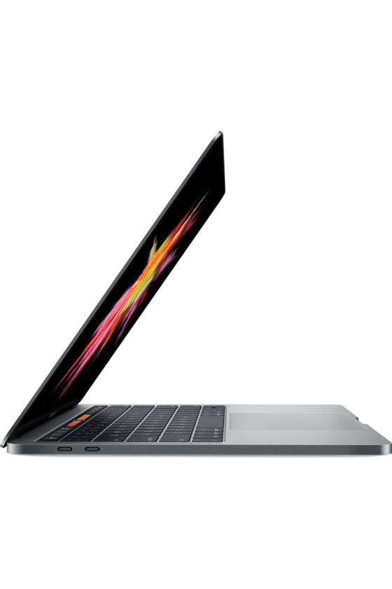 MacBook Pro Touch Bar  I5 8GB 256GB 13Inc OS High Sierra Space Gray
