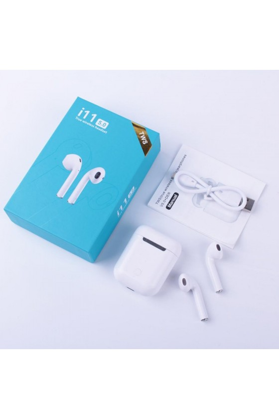 AIRPODS BLUETOOTH I11 BLANCO