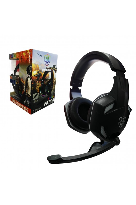 AUDIFONOS GAMER CON CABLE KR-GM302